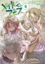 Made in Abyss 8 Manga