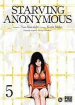 Starving Anonymous 5 Manga