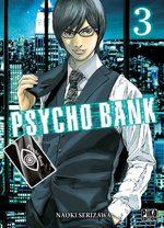 Psycho bank 3 Manga