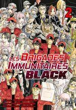 Les Brigades Immunitaires Black 2 Manga