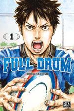 Full drum T.1 Manga