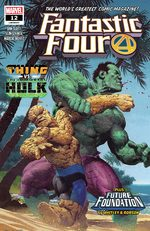 Fantastic Four 12 Comics