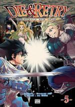 Die & Retry 5 Manga