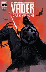 star wars - Vador - Sombres visions # 1