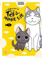 Les chaventures de Taï et Mamie Sue 1 Manga