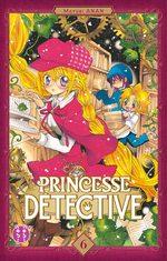 Princesse détective # 6