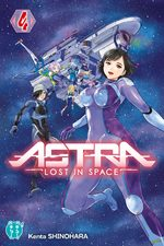 Astra - Lost in space 4 Manga