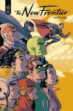 The New Frontier Comics