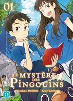 Le mystère des pingouins 1 Manga