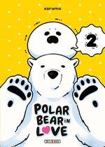 couverture, jaquette Polar Bear in Love 2