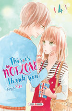 This is not love, thank you 4 Manga