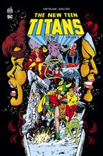 The New Teen Titans # 2