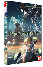 The Voices of a Distant Star 1 OAV