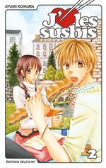 J'aime les sushis T.2 Manga