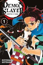 Demon slayer 1 Manga
