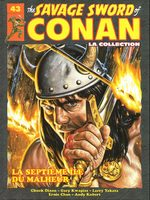 The Savage Sword of Conan 43