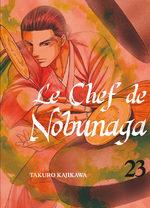 Le Chef de Nobunaga # 23