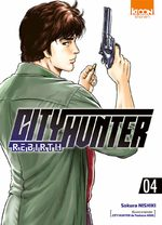 City Hunter Rebirth # 4