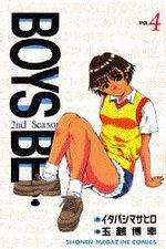 Boys Be... 2nd Season 4 Manga