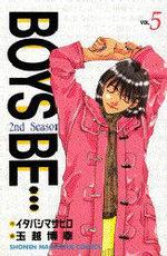 Boys Be... 2nd Season 5 Manga