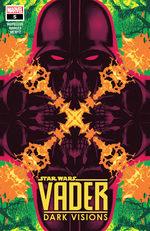 star wars - Vador - Sombres visions # 5