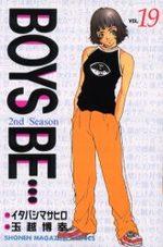 Boys Be... 2nd Season 19 Manga