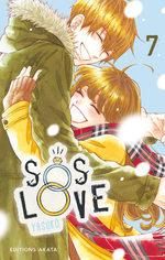 SOS Love 7 Manga