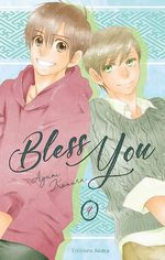 couverture, jaquette Bless you 4