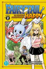 Fairy tail - La grande aventure de Happy # 2