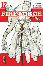 Fire force # 12