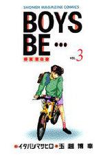 Boys Be... 3 Manga