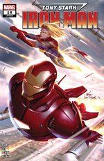 Tony Stark - Iron Man # 14