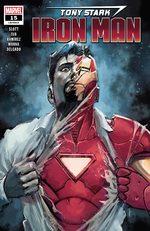 Tony Stark - Iron Man # 15