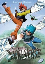 Central Yuniverse 3 Global manga