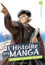 L'Histoire en manga 6 Manga