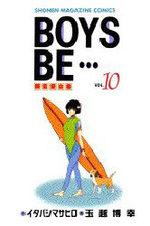 Boys Be... 10 Manga