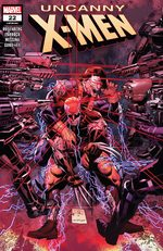 Uncanny X-Men 22