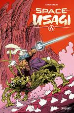 Space Usagi Comics