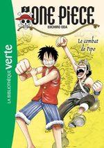 One piece 5 Light novel