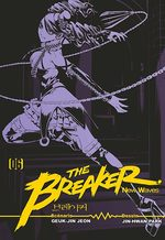 couverture, jaquette The Breaker - New Waves 6