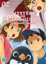 Le mystère des pingouins 2 Manga