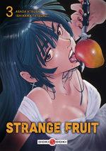 Strange fruit 3 Manga