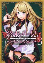 World's end harem fantasy 3 Manga