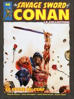 The Savage Sword of Conan 46