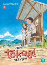Quand Takagi me taquine 2 Manga