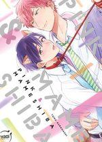 Pink & Mameshiba 1 Manga