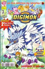 Digimon 3 Comics