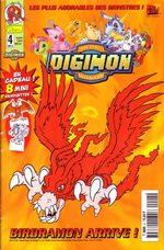 Digimon 4 Comics