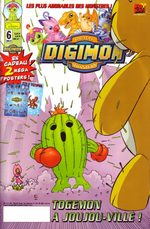 Digimon 6 Comics