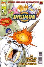 Digimon 7 Comics